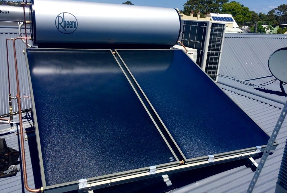 Solar Hot Water Leeming
