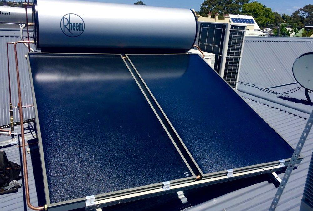 Solar Hot Water Leeming