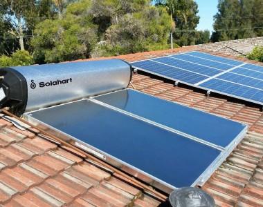 Solar Hot Water Kardinya